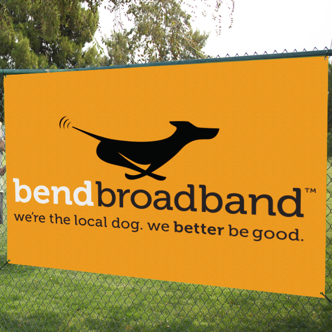 Bend Broadband Banner