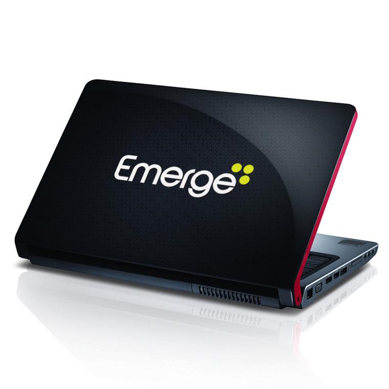 Emerge Multi-Color Transfer Sticker