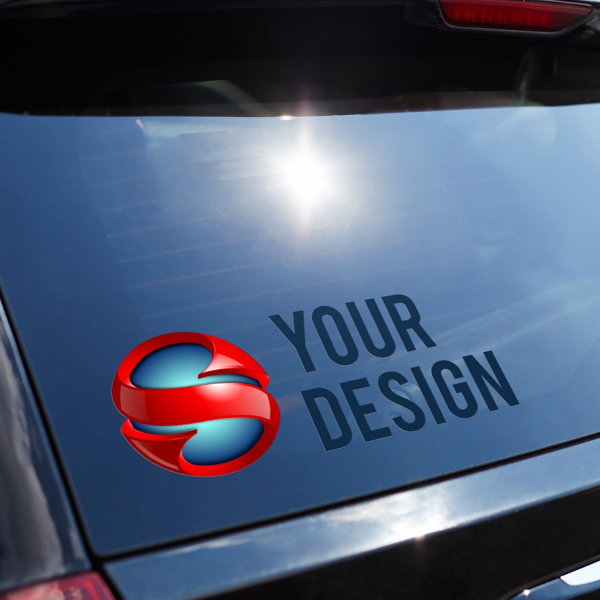Multi Color Transfer Stickers