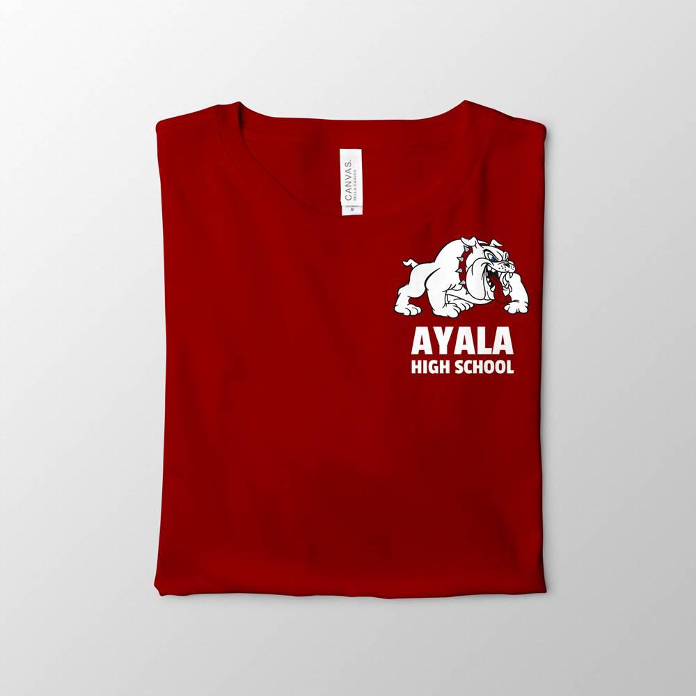 Ayala High School Short Sleeve Shirt