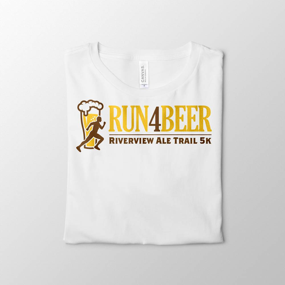 Run4Beer 5K Short Sleeve Shirt