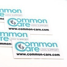 Common Care Die-Cut Stickers