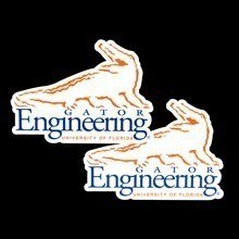 Gator Engineering Die-Cut Stickers