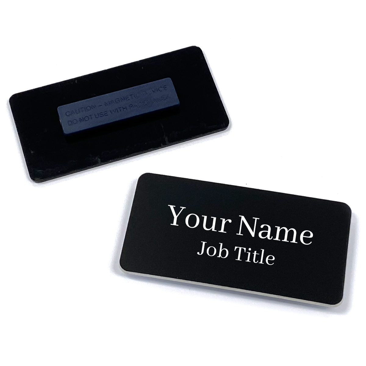 Large Rectangle Name Tags 3