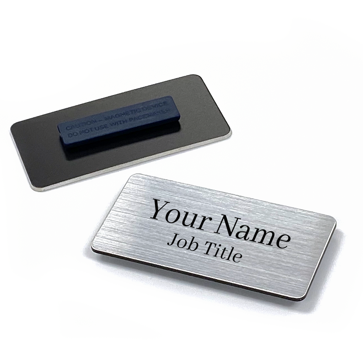 Large Rectangle Name Tags 4