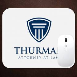 Thurman Attorney At Law Mouse Pad