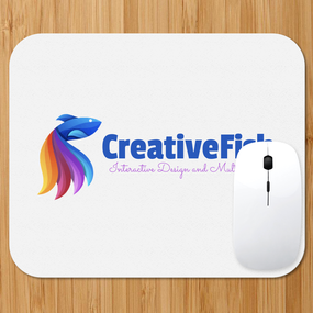 CreativeFish Mouse Pad