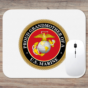 Grandmother of a Marine Mouse Pad