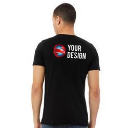 SS Shirt Black Back
