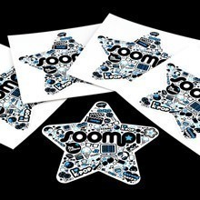 Soompi Die-Cut Stickers