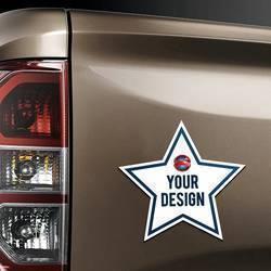 Star Magnet Truck