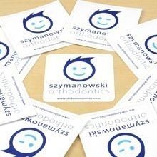 Szymanowski Orthodonics Rounded Rectangle Sticker