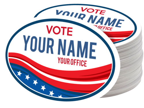 Political Stickers Image