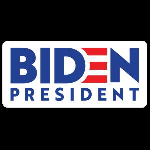 Biden For President Sticker