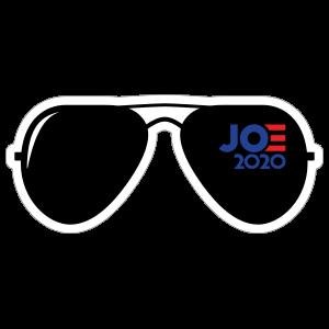 Joe Biden 2020 Sunglasses Sticker