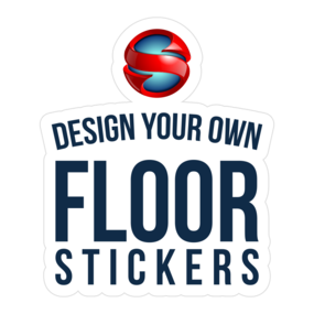 Design Your Own Custom Floor Sticker