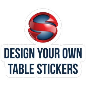 Design Your Own Custom Table Sticker