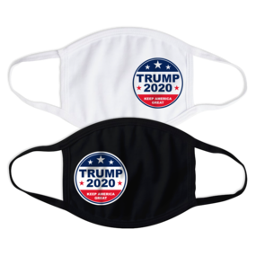 Trump Keep America Great Face Mask