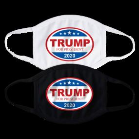 Donald Trump Oval Face Mask