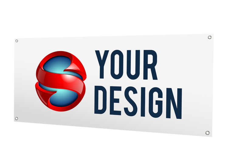 Custom Horizontal Banner
