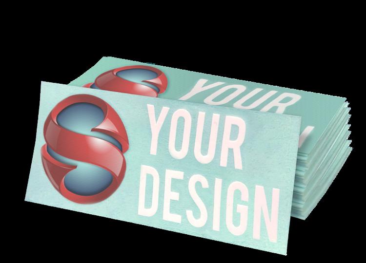 Multi-Color Transfer Stickers