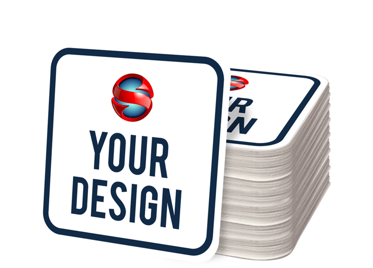 Rounded Corners Stickers